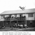 Our second Clubhouse, 1952