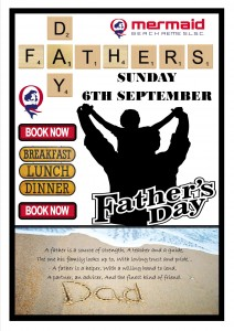 fathers day poster 2015